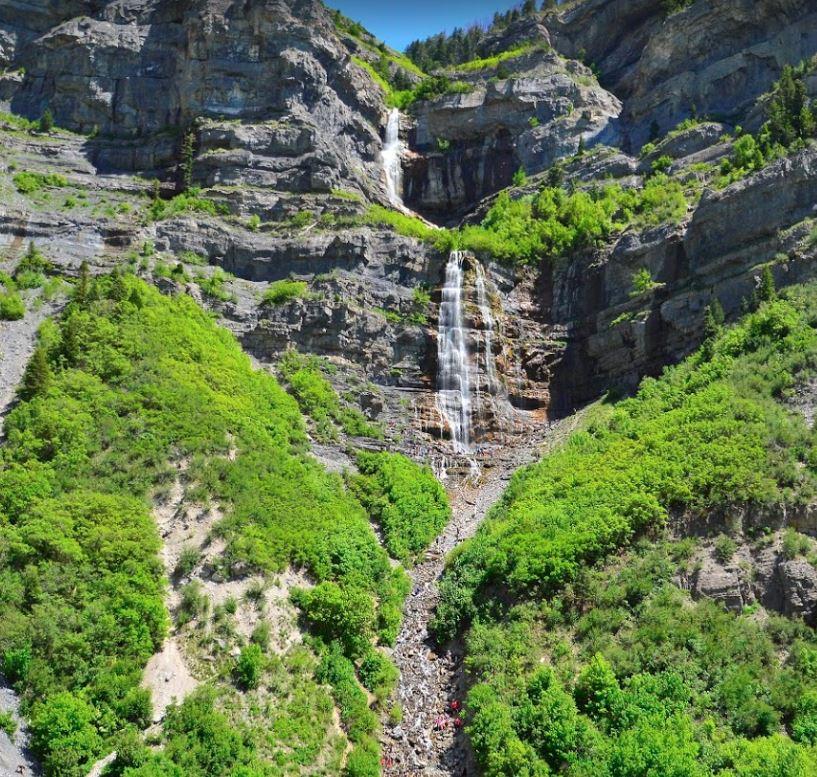 Bridal Veil Falls Orem Utah