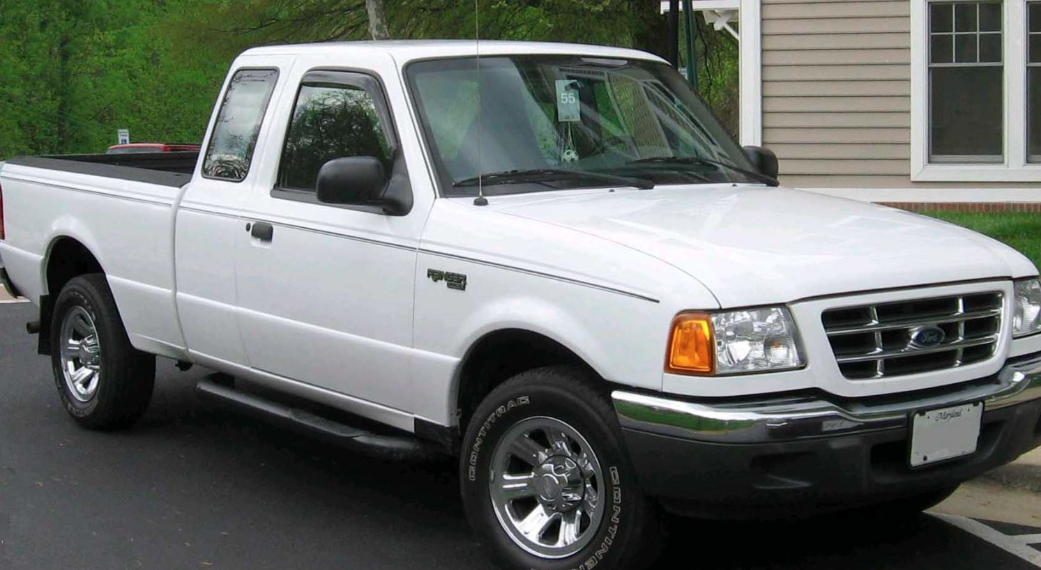Locked Out Of Ford Ranger