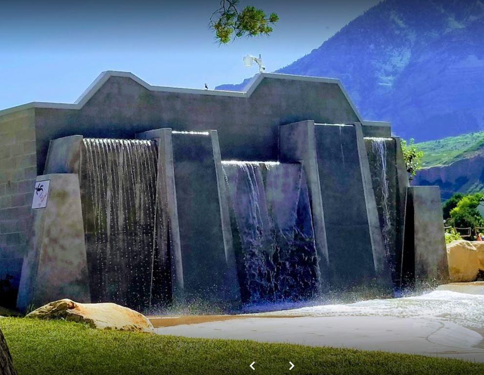 Utah Orem Splash Pad