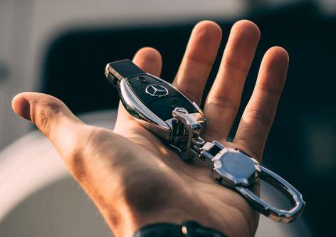 Utah car keys