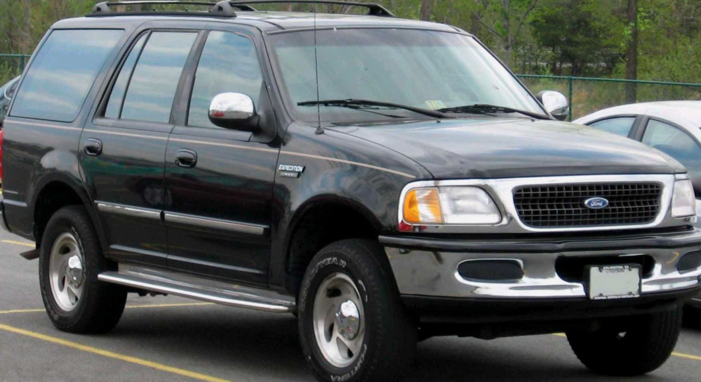 locked out of Ford Expedition