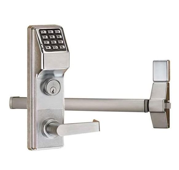 Push Bar Commercial Locksmith Orem