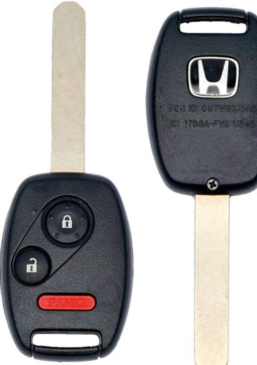 Honda Pilot Key