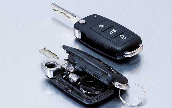 Broken Key Fob Utah